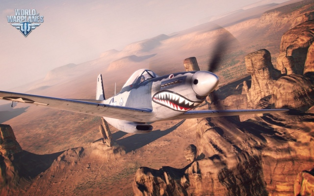 Csütörtöktől Európában is elérhető a World of Warplanes nyílt bétája