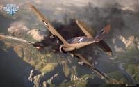 World of Warplanes screenshotok a gamescomról