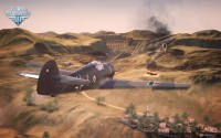 World of Warplanes screenshotok a gamescomról