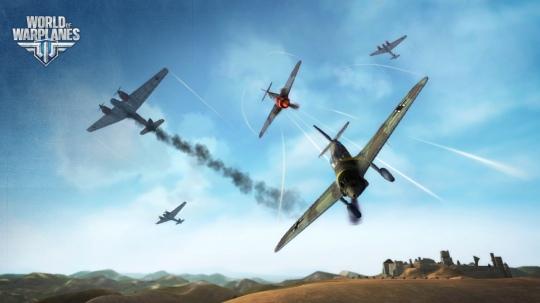 World of Warplanes interjú