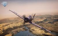 Érkeznek a brit modellek a World of Warplanesbe