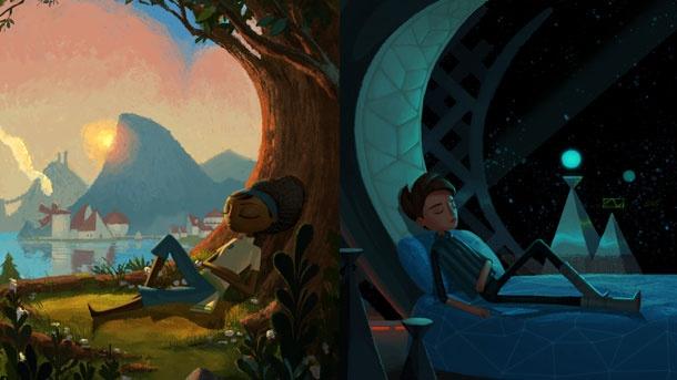 Jövő évre csúszik a Double Fine első kickstarteres kalandjátéka