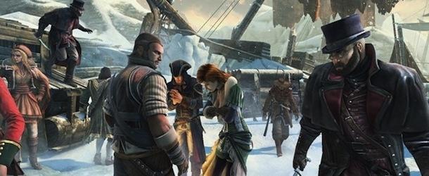 Itt az első Assassin's Creed III DLC, a Hidden Secrets Pack