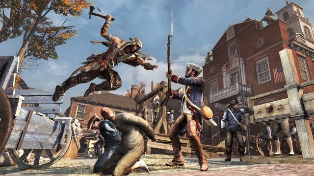 Assassin's Creed III - The Tyranny of King Washington: The Betrayal