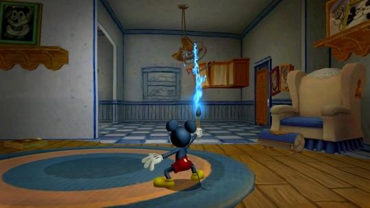 Ősszel jön az Epic Mickey: The Power of Two