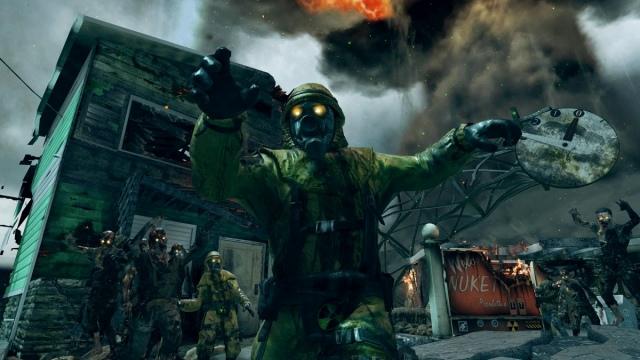 CoD: Black Ops II - Nuketown Zombies pálya és a próbaidős ban kérdése