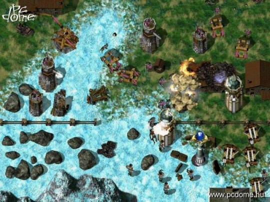 Total Annihilation: Kingdoms: The Iron Plague
