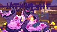 Megérkezett az első Worms Revolution DLC