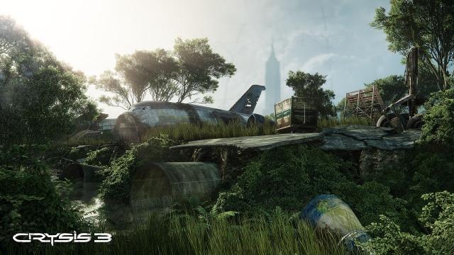 Új Crysis 3 képek