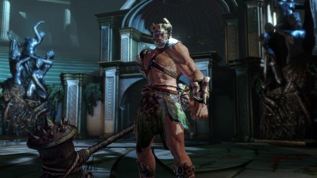 God of War: Ascension multiplayer mód