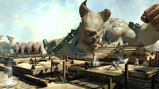 God of War: Ascension képek és infók