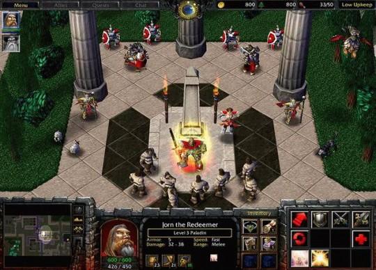 Tíz új Warcraft 3 kép