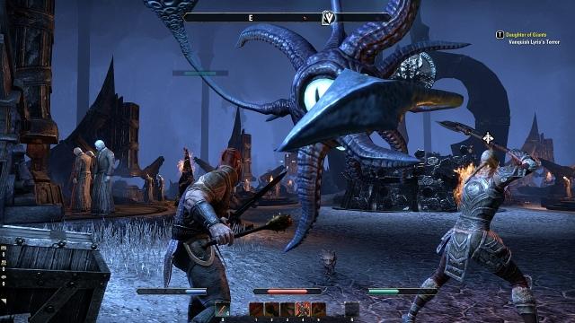 The Elder Scrolls Online próbakör