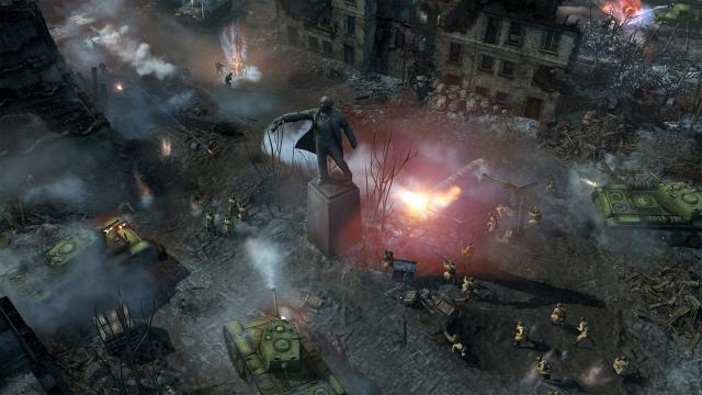 Company of Heroes 2 képtrió
