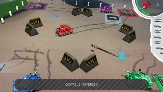 Table Top Tanks (PS Vita)