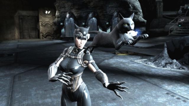 Injustice: Gods Among Us - kipróbáltuk a gamescomon
