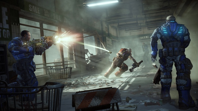 Gears of War: Judgment (Xbox 360)