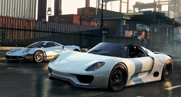Need for Speed: Most Wanted - Ultimate Speed Pack DLC