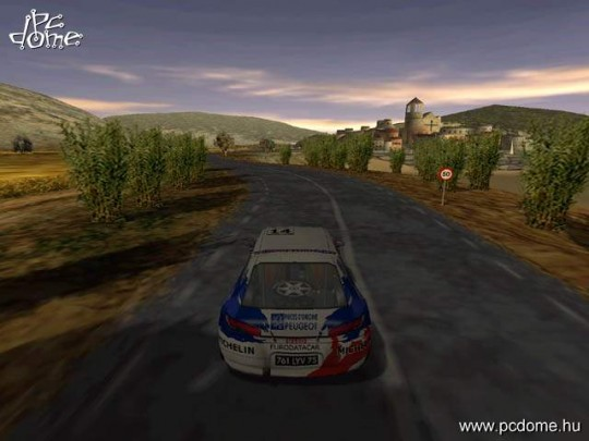 World Rally 2001