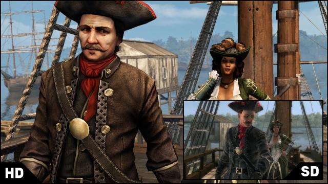 Így fest az Assassin's Creed Liberation HD