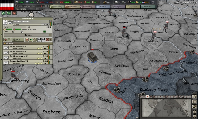 Hearts of Iron III - Their Finest Hour