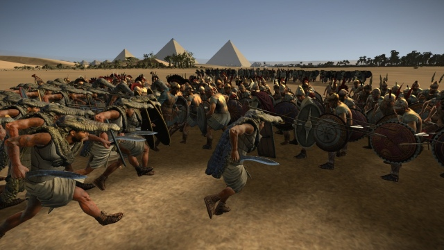 Total War: Rome II DLC-k