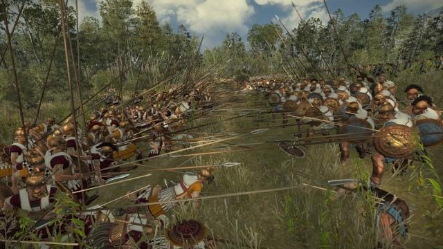 Total War: Rome II DLC-k