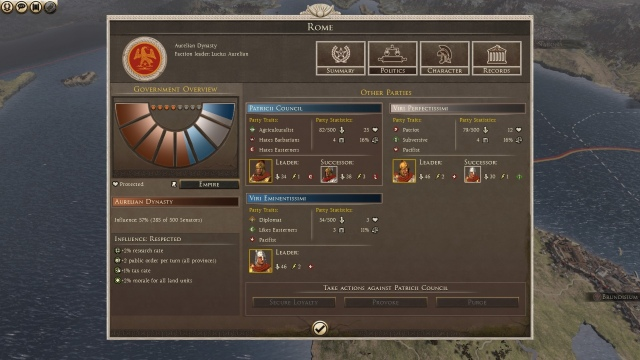 Total War: Rome II – Empire Divided