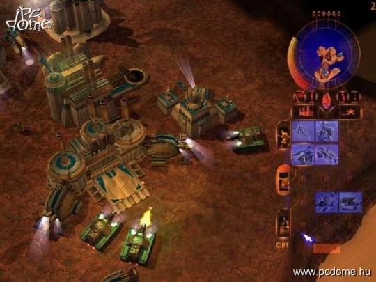 Emperor: Battle for Dune stratégiai tippek