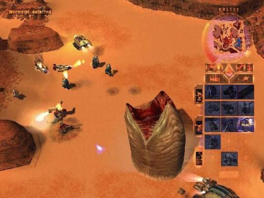 Emperor: Battle for Dune végigjátszás