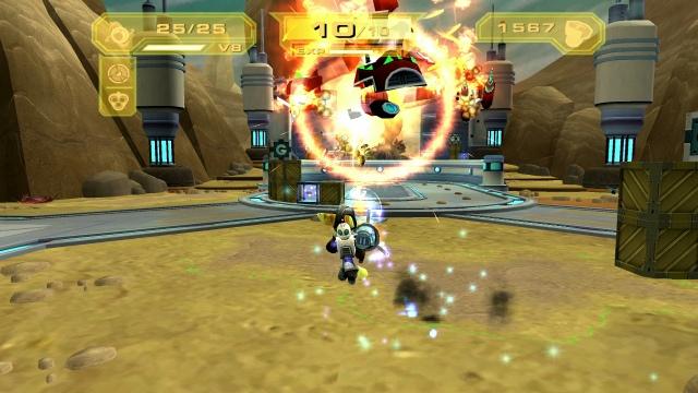 The Ratchet & Clank Trilogy (PS Vita)