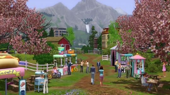 The Sims 3: Évszakok bejelentés