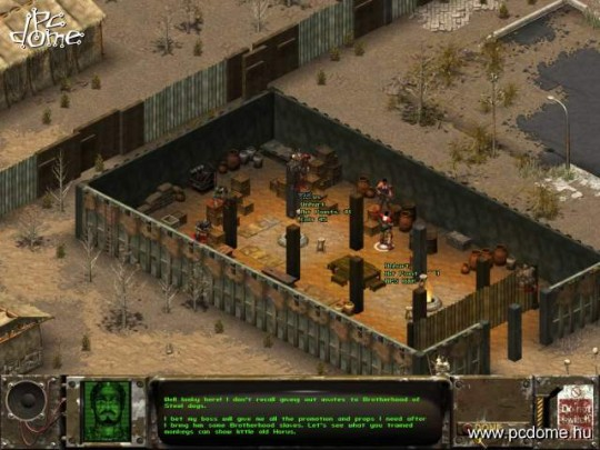 Fallout Tactics: Brotherhood of Steel cheat
