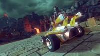 Sündisznó a volán mögött a Sonic & All-Stars Racingben
