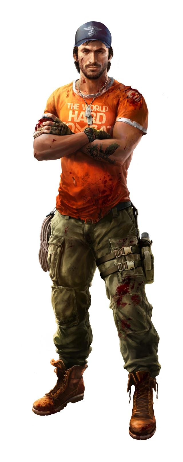 Dead Island: Riptide - bemutatták az ötödik szereplőt