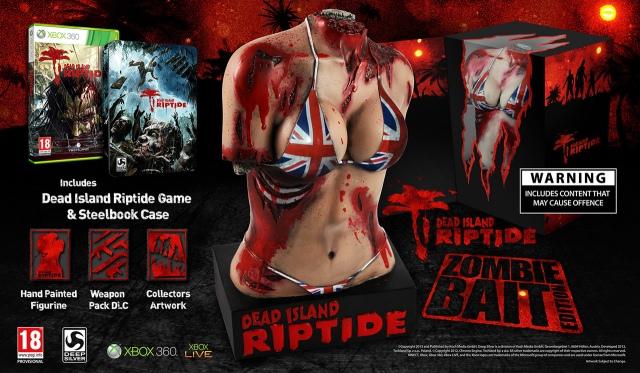 Újabb botrány a Dead Island: Riptide körül