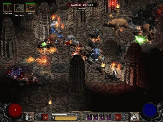 Diablo 2 kieg. képek