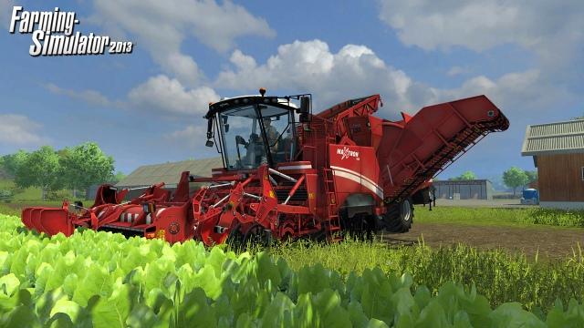Farming Simulator 2013 képek