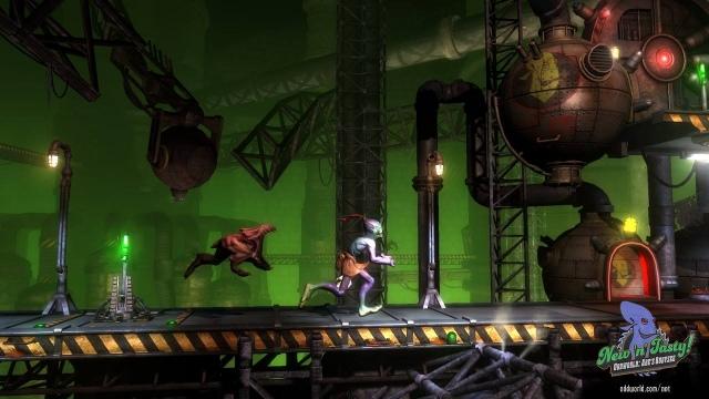 Megjelenési dátumot kapott az Oddworld: New 'n' Tasty