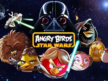 Érkezik az Angry Birds: Star Wars