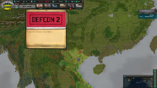 Új East vs. West: A Hearts of Iron Game képek jelentek meg