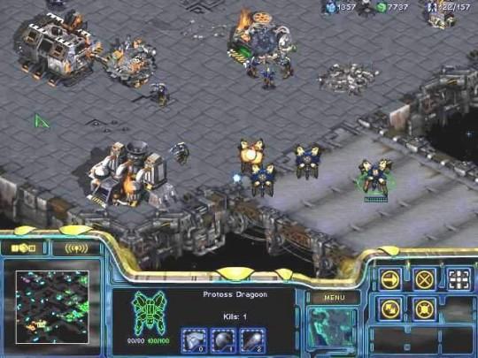 Starcraft - Huncraft