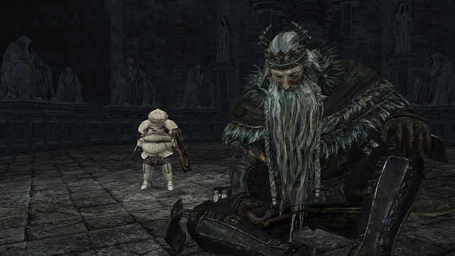 Dark Souls II: The Lost Crowns - Crown of the Old Iron King