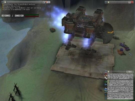 Néhány új kép a Steel Soldiers-ből