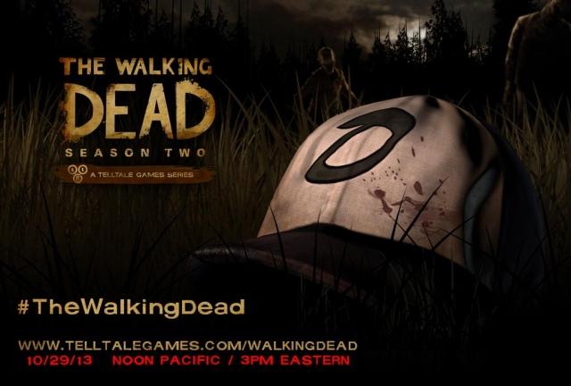 Holnap mutatják be a The Walking Dead játék második évadját