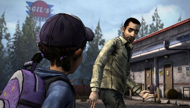 Megint ismerős szereplő tűnik fel a The Walking Dead: Season 2-ben