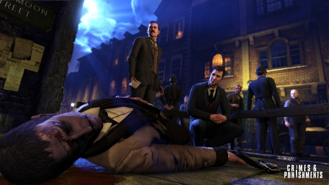 Megérkezett a Sherlock Holmes: Crimes & Punishments launch trailere