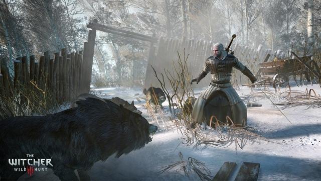 Új The Witcher 3: Wild Hunt képek