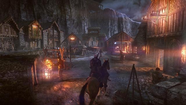 Új The Witcher 3: Wild Hunt képek és infók