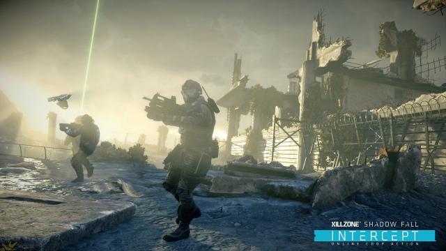 Killzone: Shadow Fall - Intercept DLC